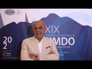 Presentazione ufficiale XIX congresso nazionale SIMDO 2020 | PARTE 1