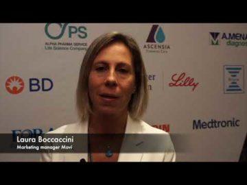 Le interviste del XVIII Congresso Nazionale SIMDO   Dott.ssa L. Boccaccini - Movi