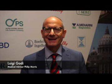 Le interviste del XVIII Congresso Nazionale SIMDO   Dott. L. Godi - Philip Morris