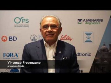 Le interviste del XVIII Congresso Nazionale SIMDO | Dott. V. Provenzano_2