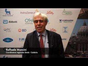 Le interviste del XVIII Congresso Nazionale SIMDO   Dott. Raffaele Mancini
