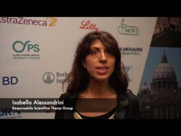 Le interviste del XVIII Congresso Nazionale SIMDO   Dott. I. Alessandrini - Theras Group