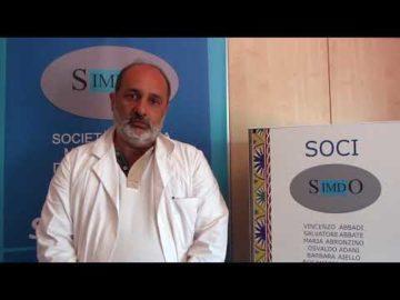 Il Dott. Alessandro Scorsone introduce il XVIII Congresso Nazionale SIMDO