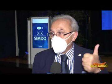 XIX CONGRESSO NAZIONALE SIMDO 15-17/10-2020 | L'INTERVISTA DEL PRESIDENTE ANDATA IN ONDA SU SICILIA1