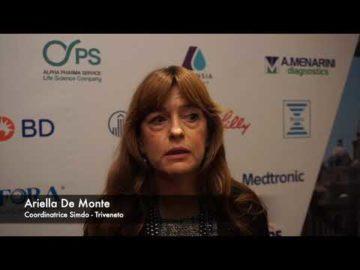 Le interviste del XVIII Congresso Nazionale SIMDO   Dott.ssa A. De Monte