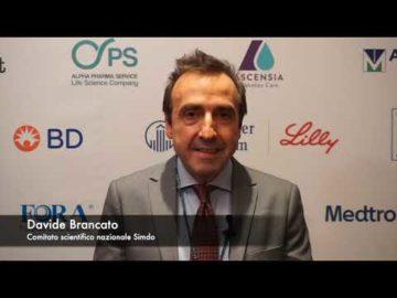 Le interviste del XVIII Congresso Nazionale SIMDO   Dott. D. Brancato