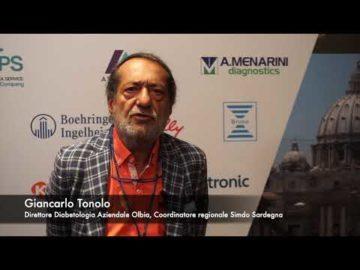 Le interviste del XVIII Congresso Nazionale SIMDO   Dott. G. Tonolo