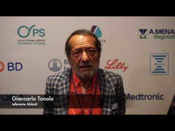 Le interviste del XVIII Congresso Nazionale SIMDO | Dott.G. Tonolo_2