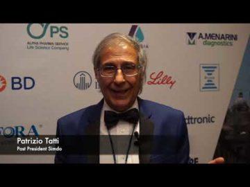 Le interviste del XVIII Congresso Nazionale SIMDO   Prof. Patrizio Tatti