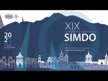 #HIGHLIGHTS DEL XIX Congresso Nazionale SIMDO | 15-17 OTTOBRE 2020 PALERMO