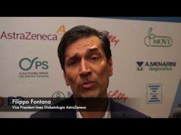 Le interviste del Congresso del XVIII Congresso Nazionale SIMDO   Dott. F. Fontana - AstraZeneca