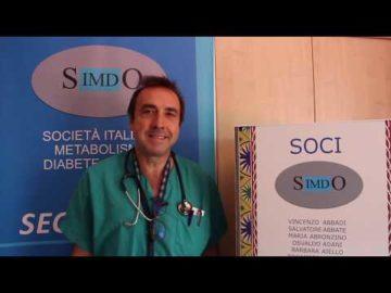 Il Dott. Davide Brancato introduce il XVIII Congresso Nazionale SIMDO